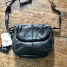Tas Chabo Bags Pepper Ox zwart medium