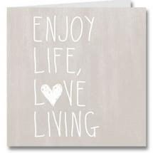 CA079 Enjoy life love living